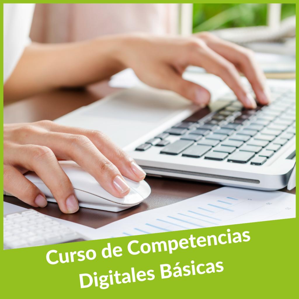 Curso de Competencias Digitales Básicas